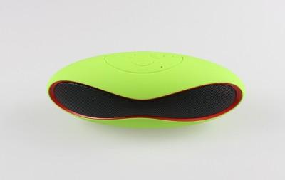 Adcom Mini-X6 Wireless Mobile/Tablet Speaker-Green & Black Portable Bluetooth Mobile/Tablet Speaker