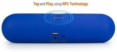 Amkette Trubeats iGO 820BL Bluetooth Portable Speaker with Mic Portable Bluetooth Mobile/Tablet Speaker