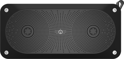 Envent ET-BTSP370-BK Portable Bluetooth Mobile/Tablet Speaker(Black, 2.O Channel)
