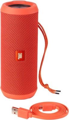 JBL FLIP 3 ORANGE Portable Bluetooth Mobile/Tablet Speaker(Orange, 2.0 Channel)