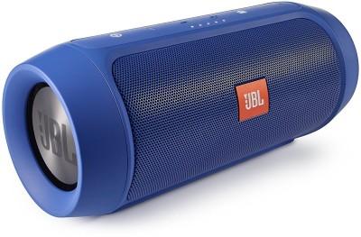 JBL Charge 2 Plus Blue Portable Bluetooth Mobile/Tablet Speaker(Blue, 2.0 Channel)