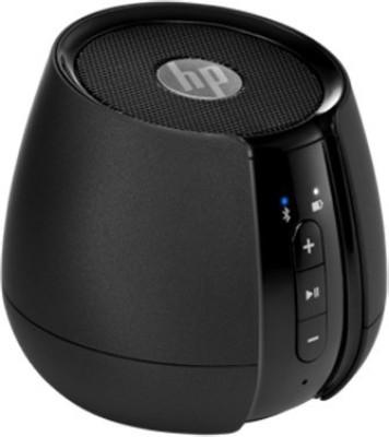 HP HP S6500 Portable Bluetooth Mobile/Tablet Speaker(Black, 2.1 Channel)