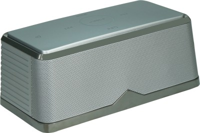 mectronix MTRX_BE_8_NEW_SILVER Portable Mobile/Tablet Speaker
