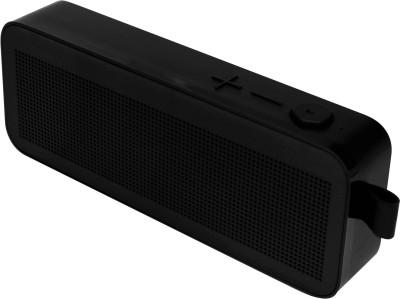 Mectronix SLC-008(Black) Portable Bluetooth Mobile/Tablet Speaker(Black, Stereo Channel)
