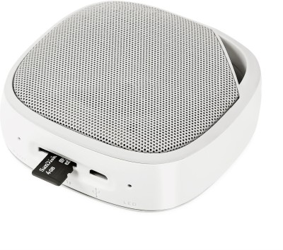 Zoook Zb-Rock-Ww Portable Bluetooth Mobile/Tablet Speaker(White, 1 Channel)