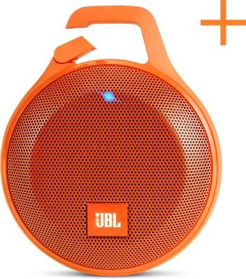 JBL Clip+ Splashproof Portable Bluetooth Wired & Wireless Mobile/Tablet Speaker