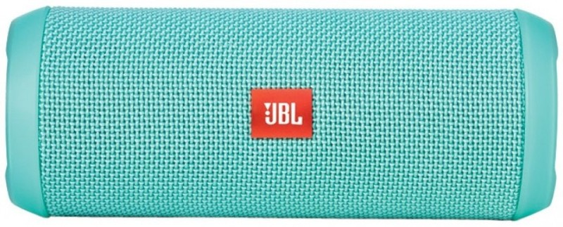 JBL FLIP 3 TEAL Portable Bluetooth Mobile/Tablet Speaker(Teal, 2.0 Channel)