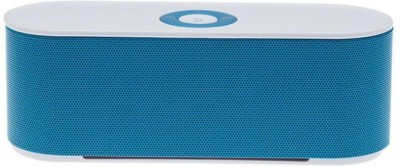 Yuvan J - 12 Deep Bass Touch Portable Bluetooth Mobile/Tablet Speaker(Blue|White, Stereo Channel)