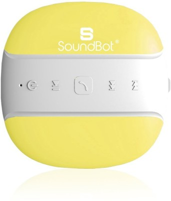 SoundBot SB513 Bluetooth 3.0 Wireless Shower Portable Speakerphone Portable Bluetooth Mobile/Tablet Speaker