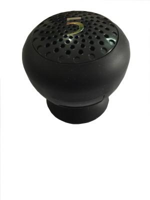 BLAU FUNF Mini Water Proof Mushroom Design Portable Bluetooth Mobile/Tablet Speaker