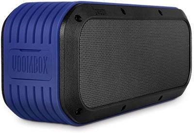DIVOOM Voombox Outdoor Portable Bluetooth Mobile/Tablet Speaker(Blue, 2.1 Channel)