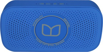 Mectronix SLC-001(Blue) Portable Bluetooth Mobile/Tablet Speaker(Blue, Stereo Channel)