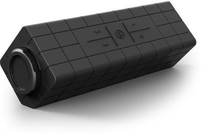 boAt Stone 600 Portable Bluetooth Mobile/Tablet Speaker(Black, Stereo Channel)