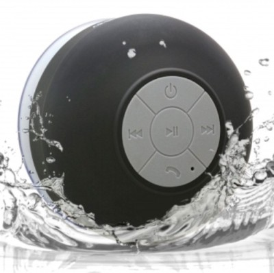 GG Enterprises Bluetooth Waterproof Portable Bluetooth Mobile/Tablet Speaker