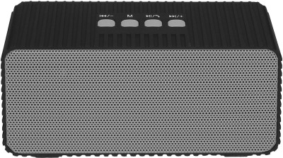 Jango HDY-05 Mini Bluetooth Sound-Box(Supports Bluetooth,Aux,USB,TF Card) Portable Bluetooth Mobile/Tablet Speaker(Grey, Stereo Channel)