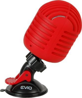 Evio ROCKSOUND PS66 Mic Shape Wireless Portable Bluetooth Mobile/Tablet Speaker
