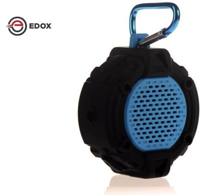 Edox EDOX ED-WPS01 Outdoor Waterproof Bluetooth Wireless Speaker Rugged Portable Portable Bluetooth Mobile/Tablet Speaker