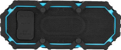 Altec Mini LifeJacket 2 (IMW477) Portable Bluetooth Mobile/Tablet Speaker(Black and Blue, 2.0 Channel)