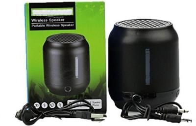 sampi H8 Portable Bluetooth Mobile/Tablet Speaker(Black, 2.1 Channel)