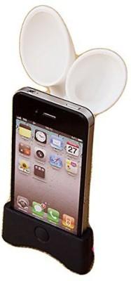 Shrih Unique Rabbit Silicone Horn Portable Mobile/Tablet Speaker