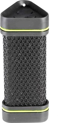 Shopizone ER 151 Waterproof Dustproof Mini Portable Triangular Portable Bluetooth Mobile/Tablet Speaker(Dark Black, 2.1 Channel)