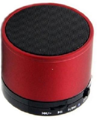 Burfa S-10 Portable Mobile/Tablet Speaker(Black, 1 Channel)