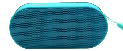 Yuvan Inext IN-505 FM USB/ SD Player With Mic Portable Bluetooth Mobile/Tablet Speaker(Skyblue, Stereo Channel)