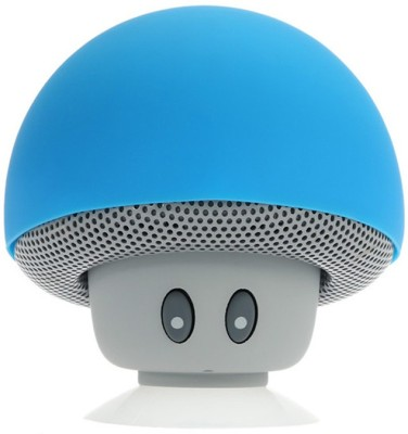 Life Like Mini Mushroom Portable Bluetooth Speaker