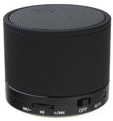 Burfa S10 Bluetooth Speaker Portable Bluetooth Mobile/Tablet Speaker(Black, 1.0 Channel)