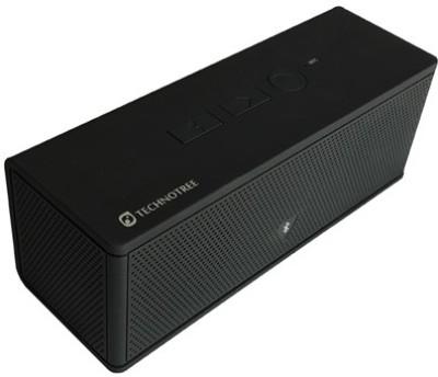 Technotree Jumper (SS-2010SP, 10W RMS) Black Portable Bluetooth Mobile/Tablet Speaker(Black, Mono Channel)