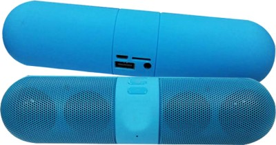 RICH WALKER Alcatel Mobile Phones Portable Bluetooth Mobile/Tablet Speaker(Blue, 4.1 Channel)