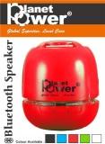 Planet Power Wireless Bluetooth Speaker ...