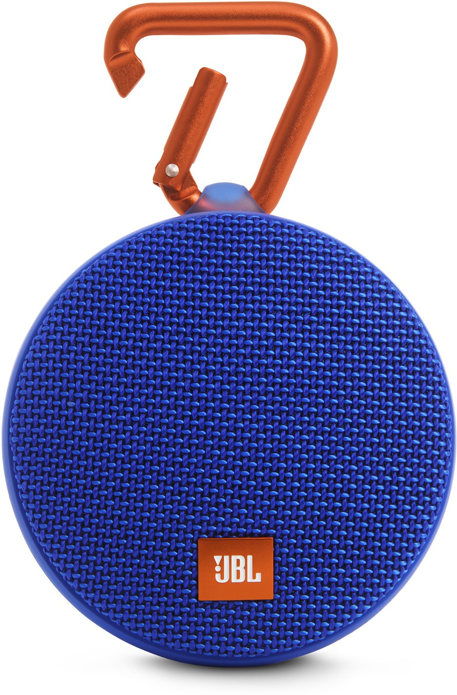 JBL CLIP 2 BLUE Portable Bluetooth Mobile/Tablet Speaker(Blue, 2.0 Channel)