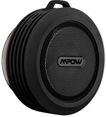 Mpow Buckler Mic 8hr Playtime Portable Bluetooth Mobile/Tablet Speaker