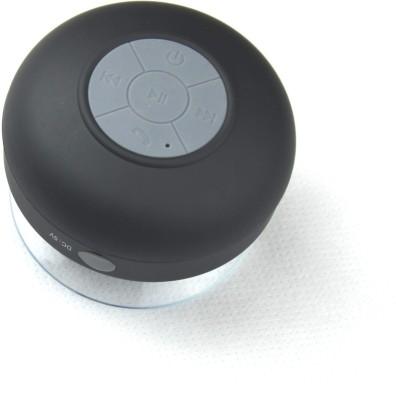 Crazy Sutra Portable Waterproof Wireless Bluetooth Shower Spkr Portable Mobile/Tablet Speaker