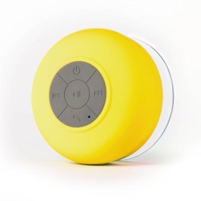 Shortkut enterprises Waterproof Bluetooth Shower Portable wireless rechargeable speaker -130 Portable Mobile/Tablet Speaker