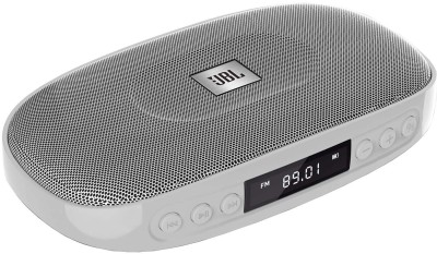 JBL Tune Portable Bluetooth Mobile/Tablet Speaker(Grey, 2.0 Channel)