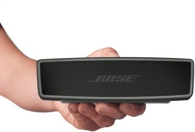 Bose SoundLink Mini BT II Portable Bluetooth Mobile/Tablet Speaker(Carbon, 2.0 Channel)