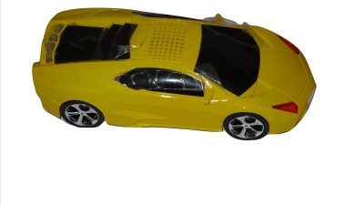 Shrih Car Shaped Mobile Mini Portable Mobile/Tablet Speaker