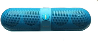 Yuvan Inext IN-603 FM USB/ SD Player With Mic Portable Bluetooth Mobile/Tablet Speaker(Blue, 2.0 Channel)