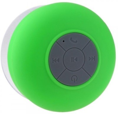 Allora Waterproof Bluetooth shower Portable Bluetooth Mobile/Tablet Speaker
