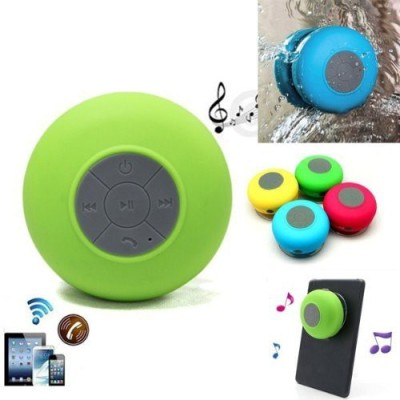 Eshaan Waterproof Bluetooth shower Portable Bluetooth Mobile/Tablet Speaker