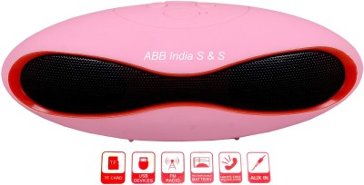 ABB SL-BS43FM Portable Bluetooth Mobile/Tablet Speaker