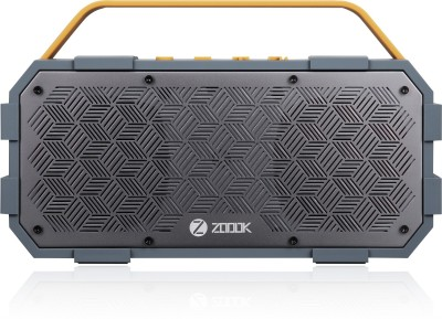 Zoook ZB-Rocker Torpedo Portable Bluetooth Mobile/Tablet Speaker(Grey, 2.1 Channel)