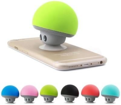 HitPlay Mini Mushroom Speaker Portable Bluetooth Mobile/Tablet Speaker