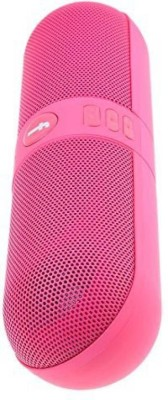 Junaldo Qwerty P95685 FBPortable Bluetooth Speaker Portable Bluetooth Mobile/Tablet Speaker(Pink, 2.1 Channel)