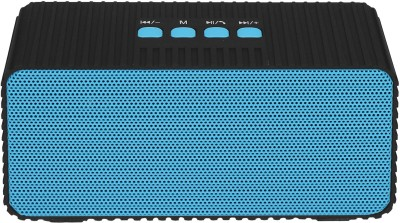 Jango HDY-05 Mini Bluetooth Sound-Box(Supports Bluetooth,Aux,USB,TF Card) Portable Bluetooth Mobile/Tablet Speaker(Blue, Stereo Channel)