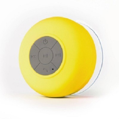 Burfa Shower waterproof Bluetooth Portable Mobile/Tablet Speaker