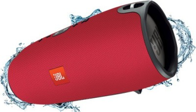 JBL Xtreme Red Portable Bluetooth Mobile/Tablet Speaker(Red, 2 Channel)