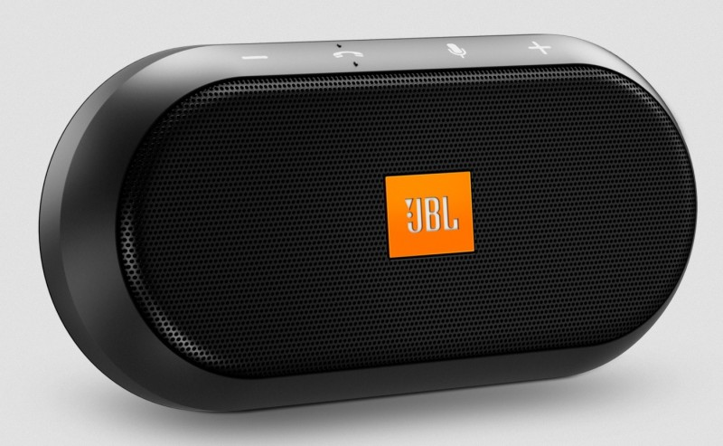 JBL Trip visor mount Bluetooth Portable Bluetooth Mobile/Tablet Speaker(Black, 1.0...
